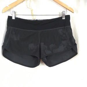 Lululemon Run Speed Up Shorts